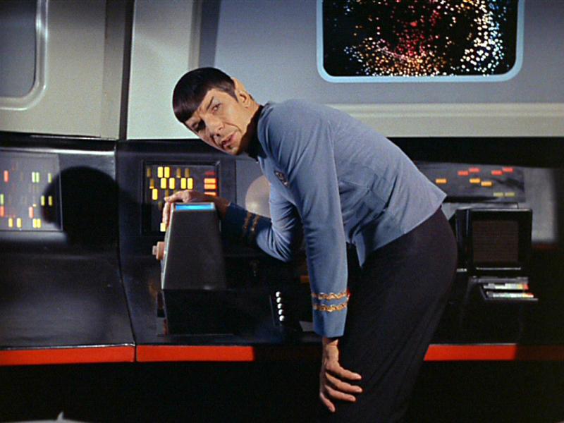Mr. Spock'tan öğrendiklerimiz