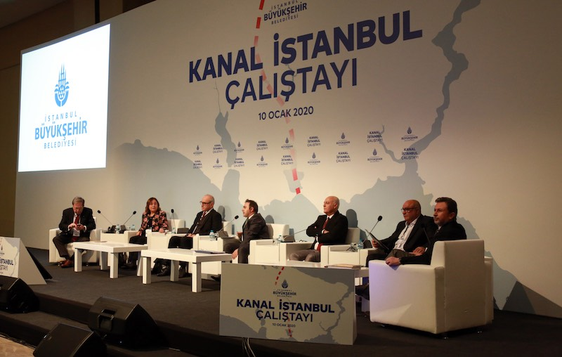 Kanal İstanbul konusundaki tüm konuşmalar…